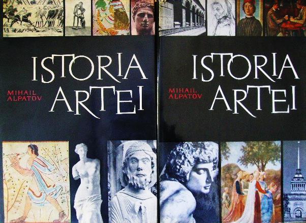 Istoria artei (2 vol.)
