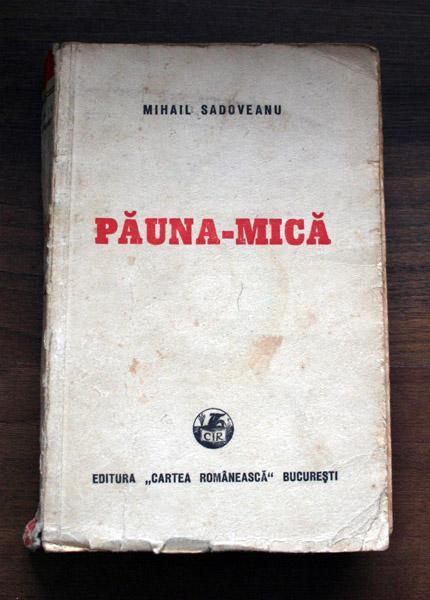 Pauna-Mica (editia princeps)