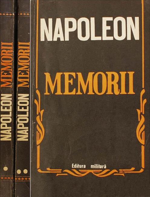 Memorii (2 vol.)