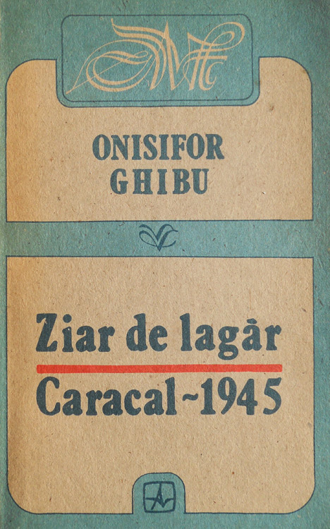 Ziar de lagar. Caracal 1945