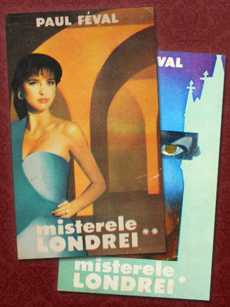 Misterele Londrei (2 vol.)