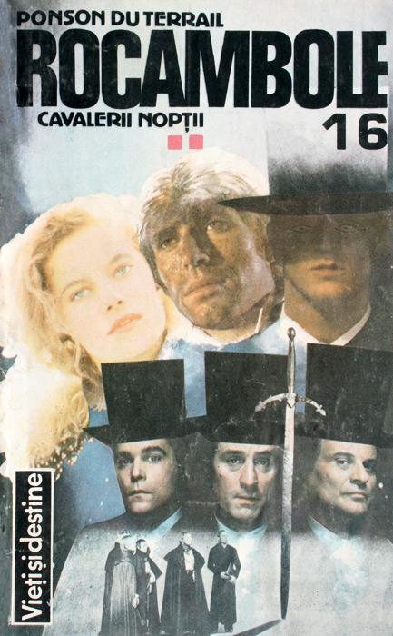 Rocambole: Cavalerii noptii (3 vol.)