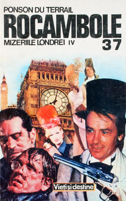Rocambole: Mizeriile Londrei (4 vol.)