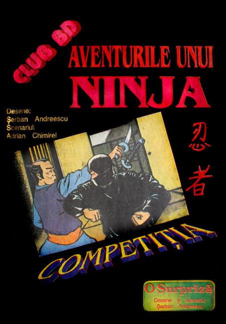 Aventurile unui Ninja: Competitia