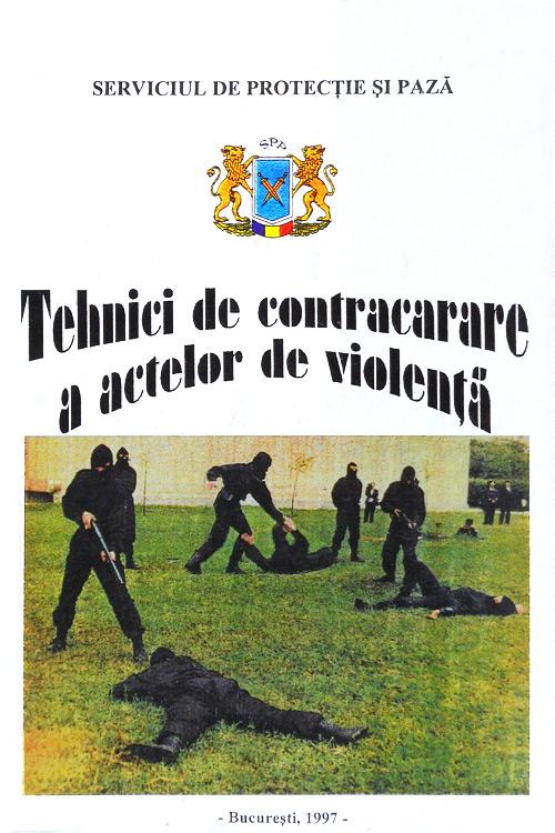 Tehnici de contracarare a actelor de violenta
