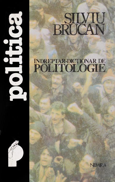 Indreptar dictionar de politologie