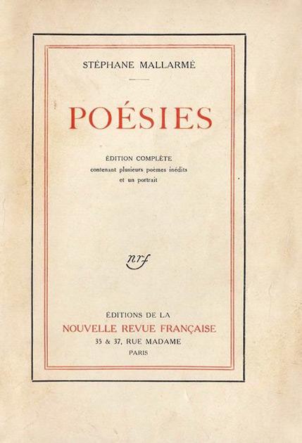 Poésies, édition complète