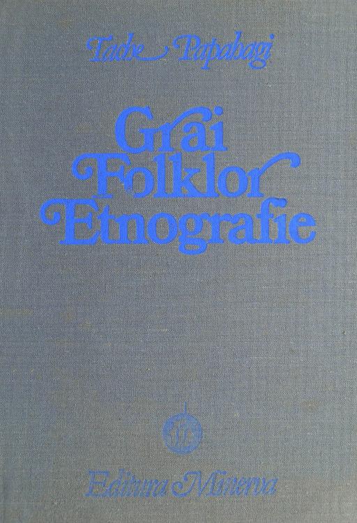 Grai, folklor, etnografie
