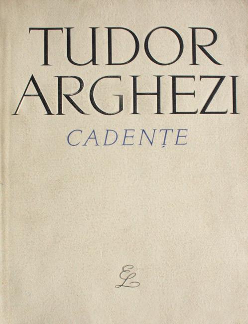 Cadente (editia princeps, 1964)