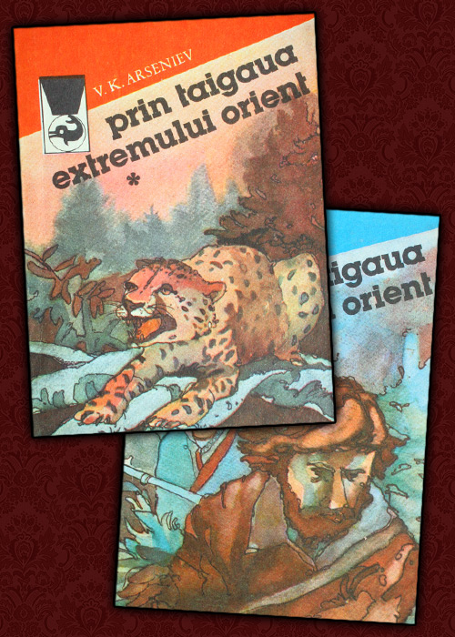 Prin taigaua extremului Orient (2 vol.)