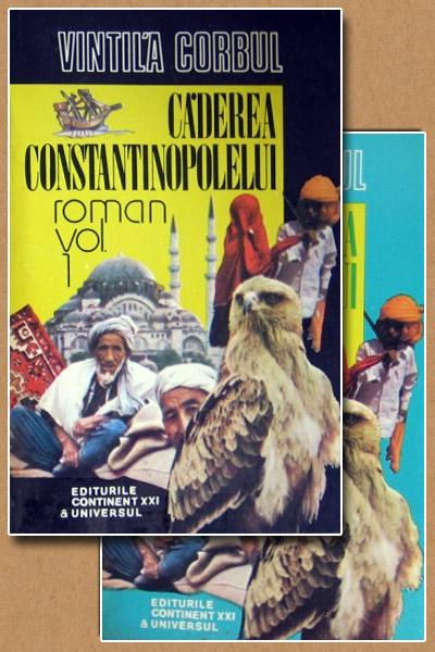 Caderea Constantinopolelui (2 vol.)