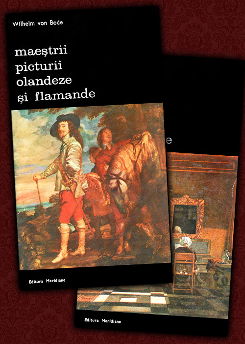 Maestrii picturii olandeze si flamande (2 vol.)