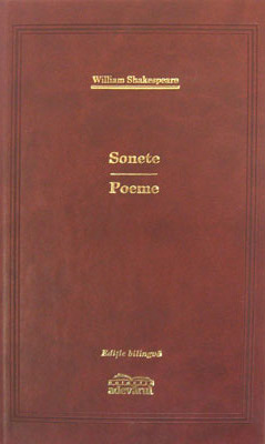 Sonete/ Poeme (editie de lux)