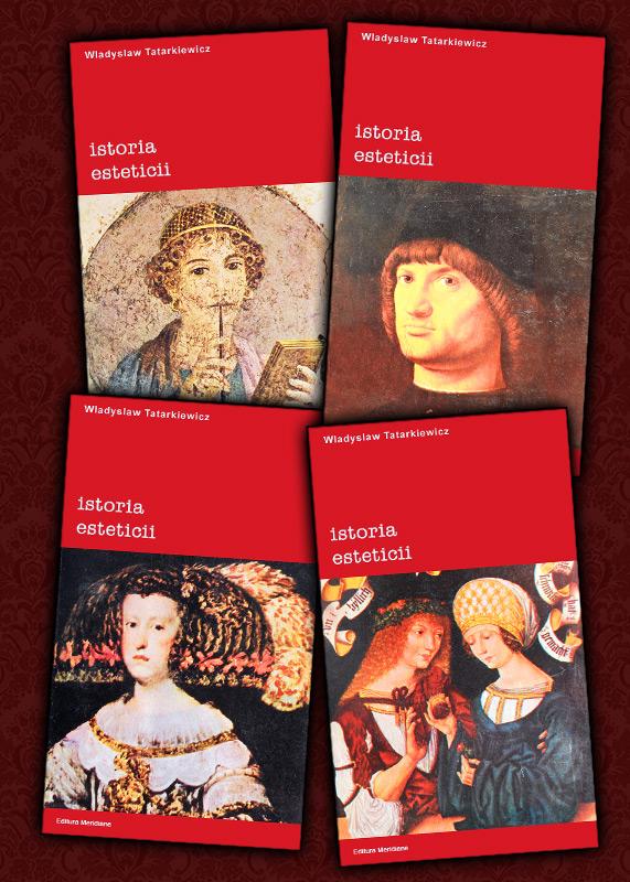 Istoria esteticii (4 vol.)