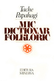 Mic dictionar folkloric